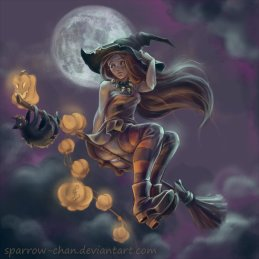 halloween_witch_by_sparrow_chan-d6sgnpn